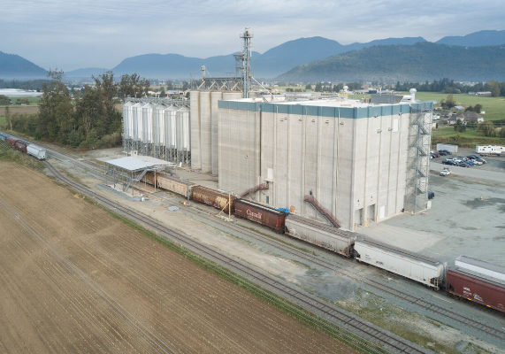 Rogers Foods recently added a 4,200-cwt-capacity B Mill at its Chilliwack, British Columbia, location.