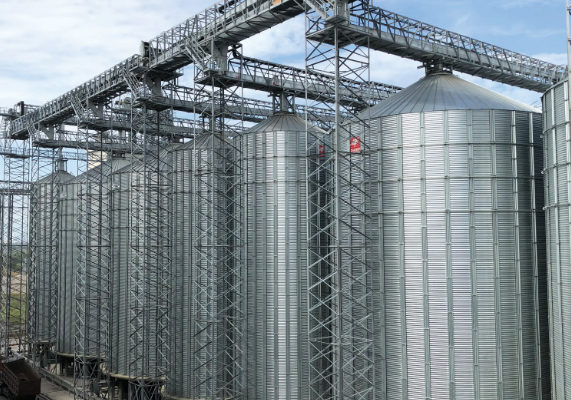 PT Cerestar recently completed its second expansion at its flour mill in Medan on the island of Sumatra, Indonesia, with equipment supplied by Chief Agri. Photo courtesy of Chief.