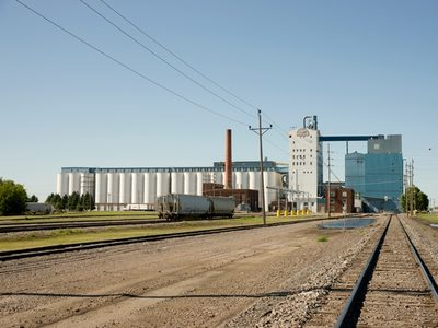 North dakota mill and elevator plans to upgrade mill photo cred north dakota mill and elevator