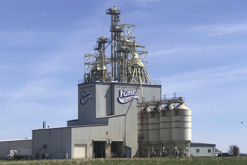 Famo Feeds, located in Freeport, Minnesota, U.S., is a family-owned feed production facility that serves customers in the upper Midwest.
