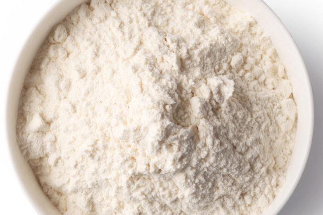 flour bowl