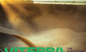 Viterra logo and grain shipping export photo cred adobe stock logo viterra e