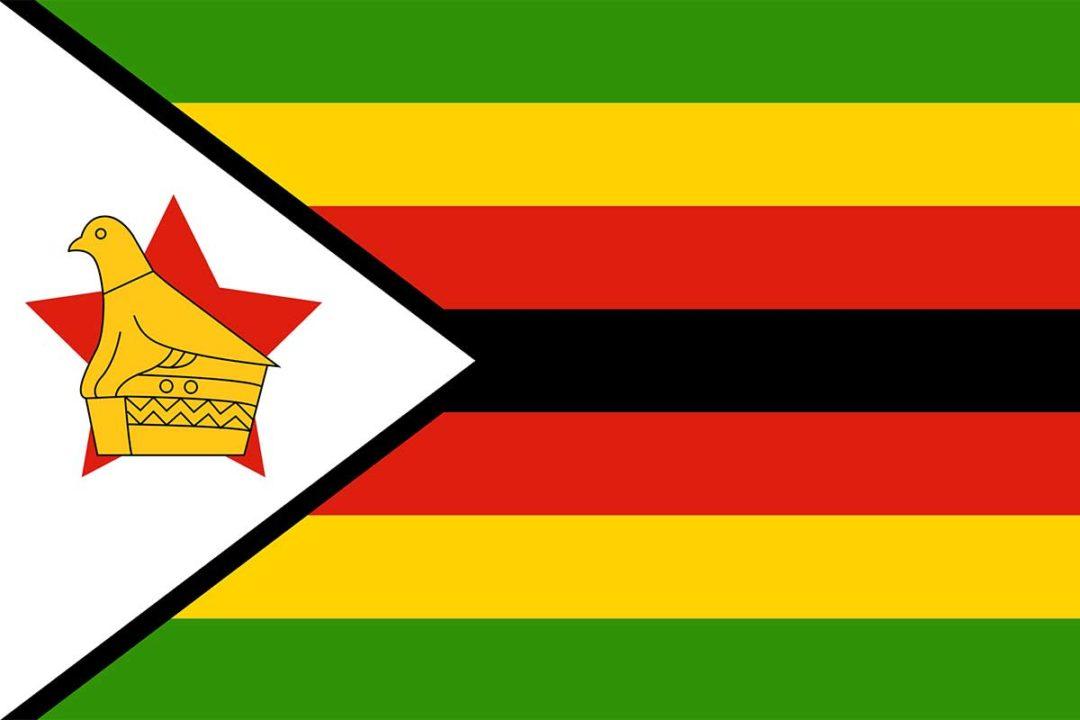 Zimbabwe Flag, Adobe Stock
