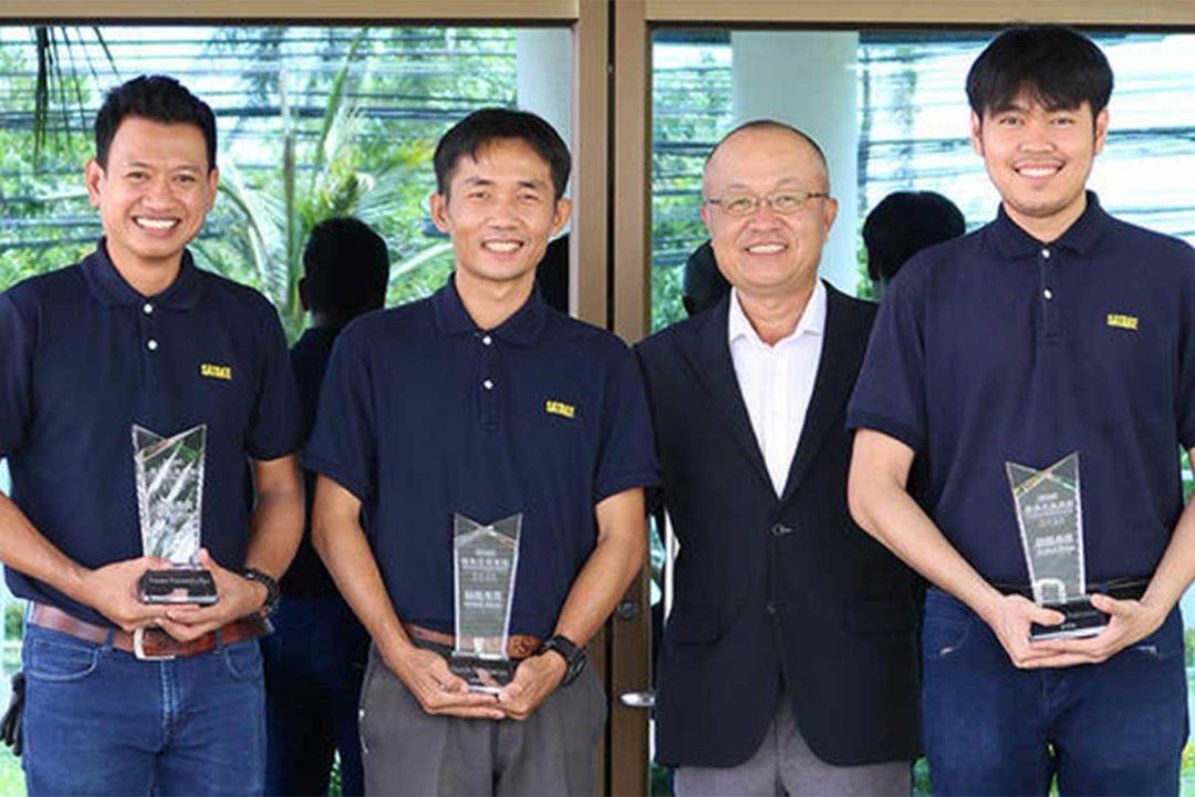 Satake, Award