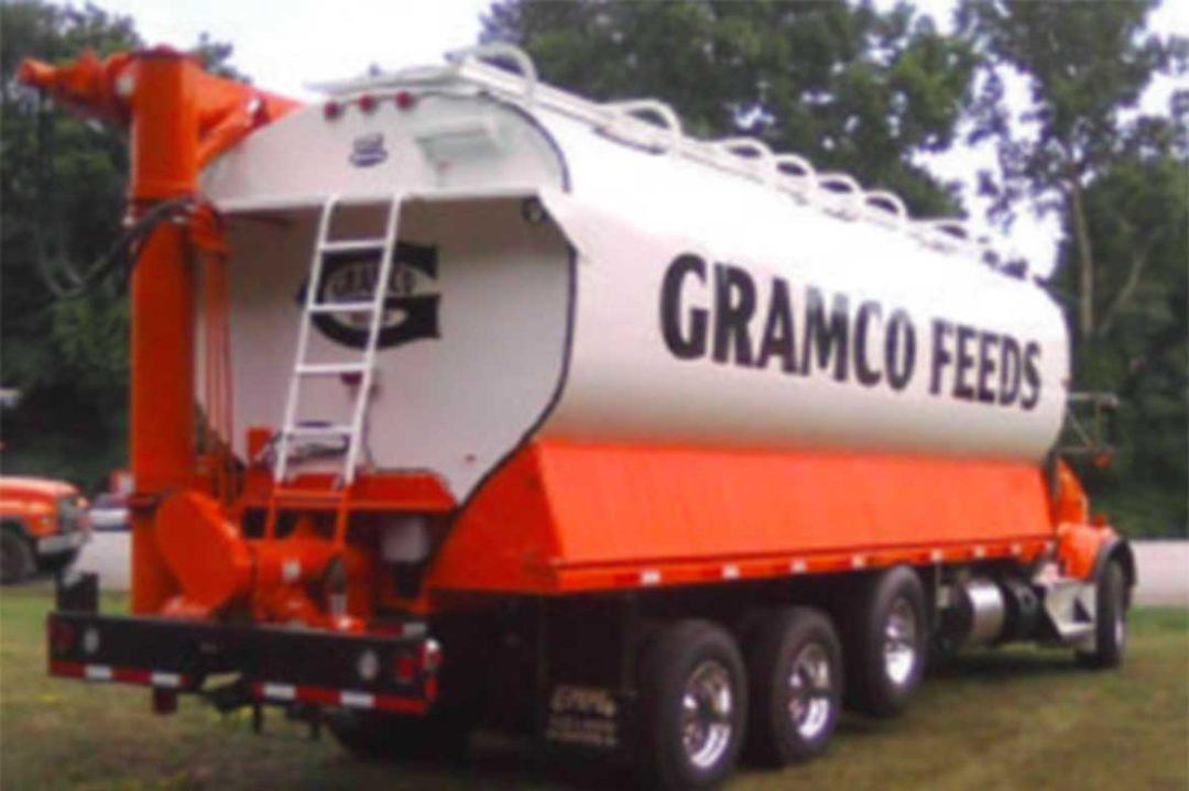 GramcoFeeds, Truck
