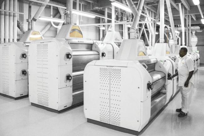 buhler milling equipment