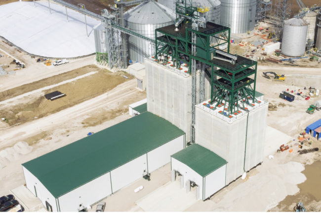 Horace feed mill