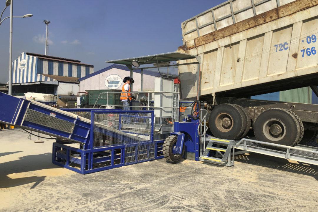 Kilic shipment to Vietnam