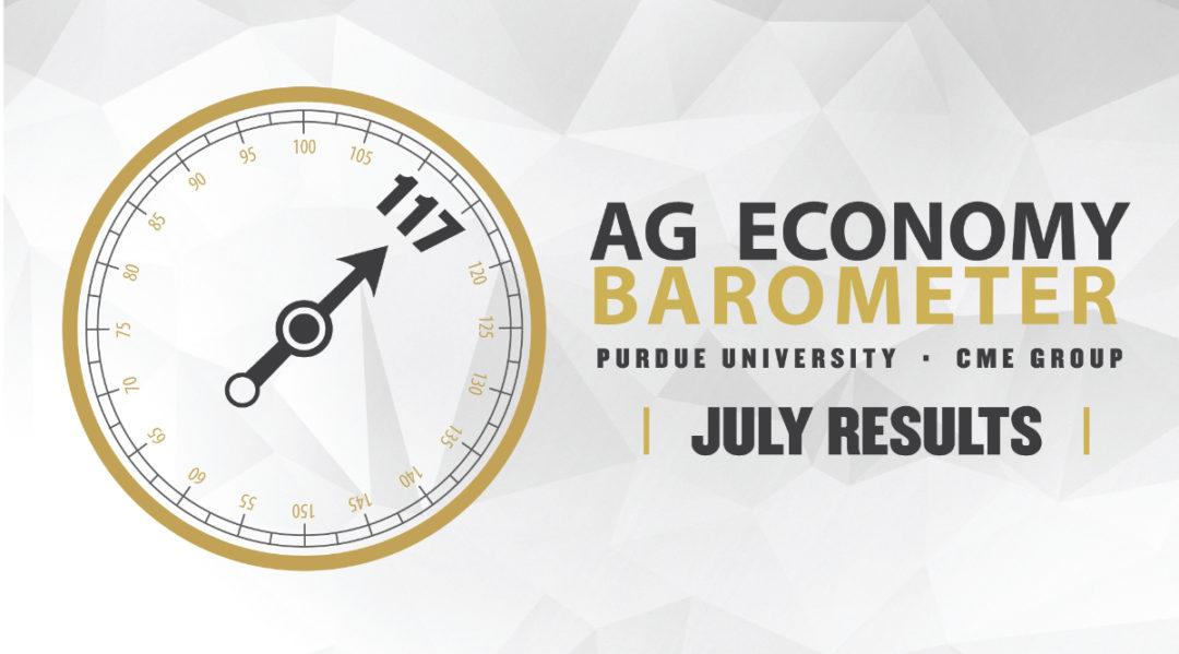 Purdue University barometer