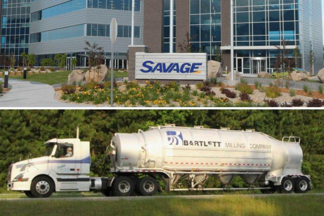Savage and Bartlett