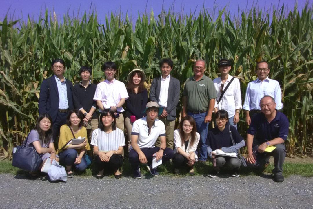 USGC Taiwan biotech trade team