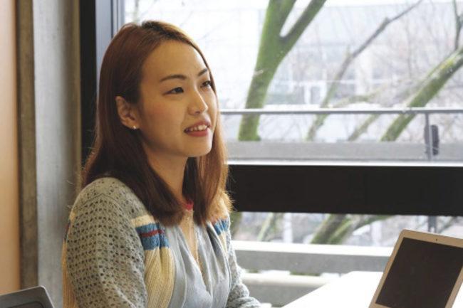 USW program assistant in Tokyo