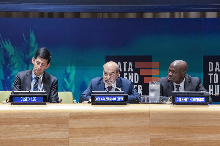 FAO data collection to end hunger