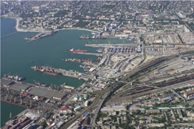 Novorossiysk Port