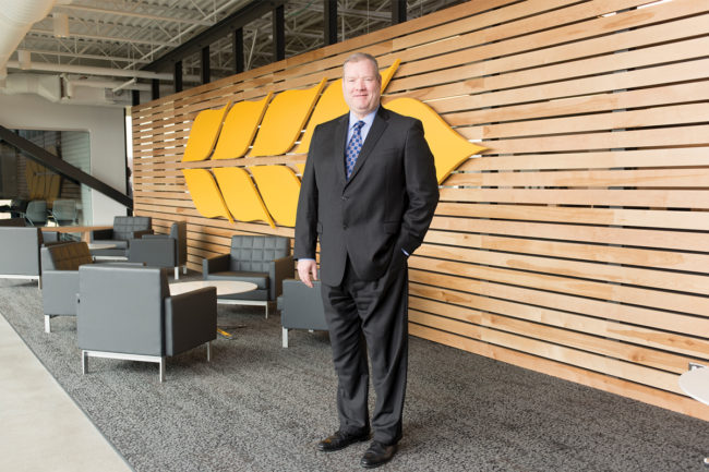 Patrick E. Bowe, president and chief executive officer of The Andersons
