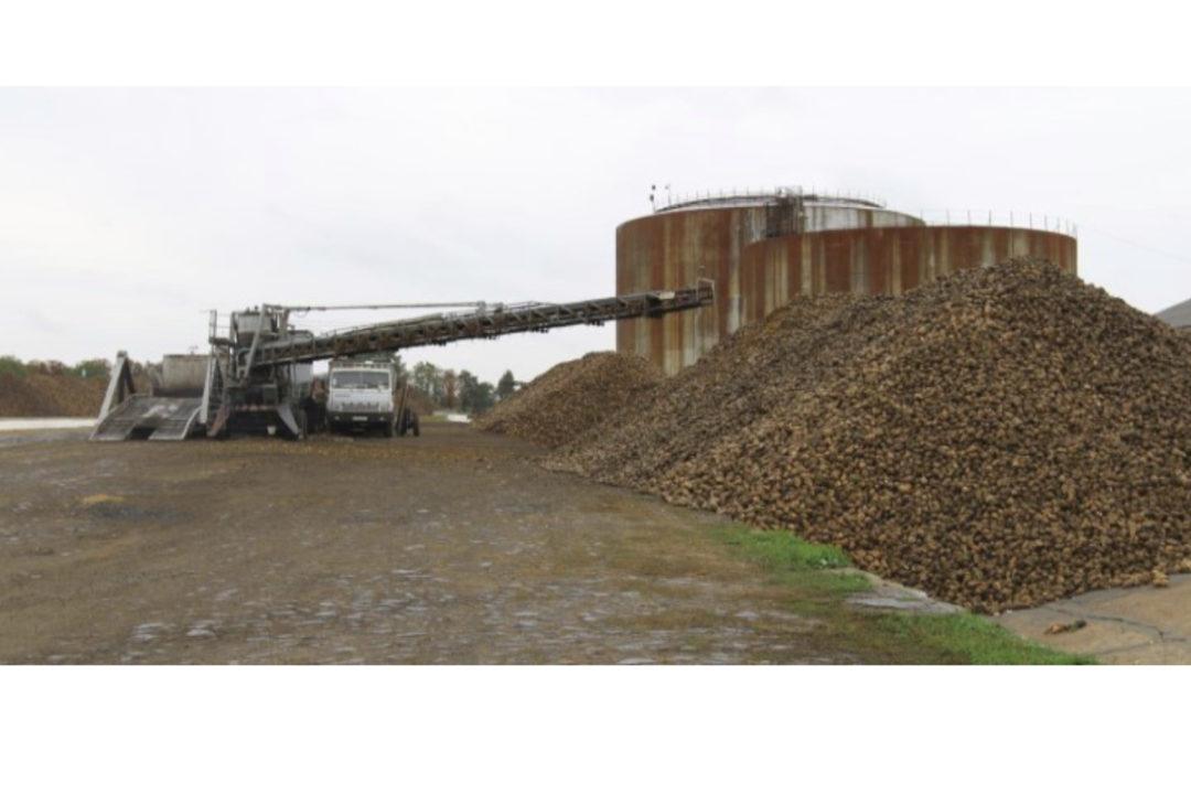 Ukraine biogas