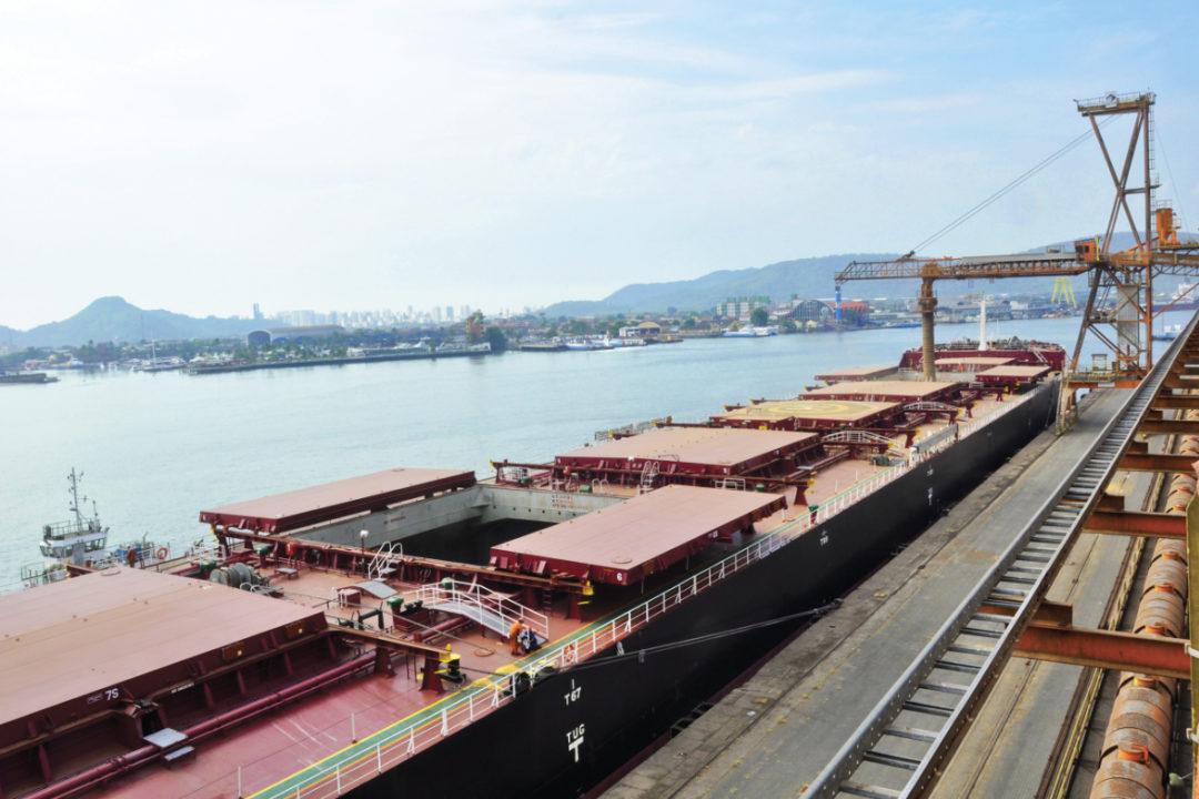 ADM port terminal