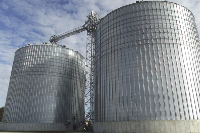 Country Partners steel storage Cedar Rapids
