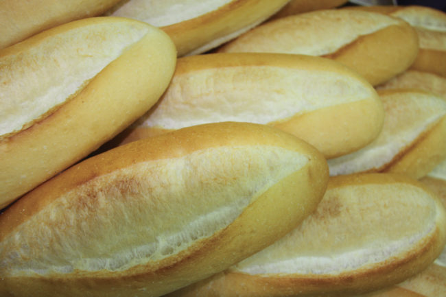 Banh Vietnamese baguette