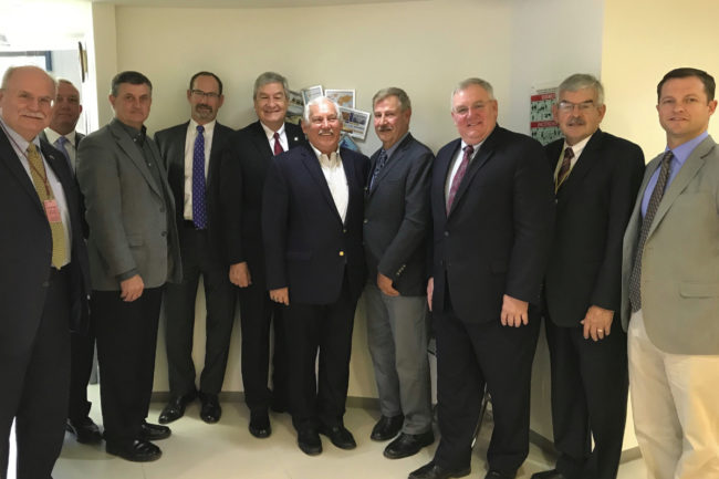 USGC grains leadership mission to Mexico