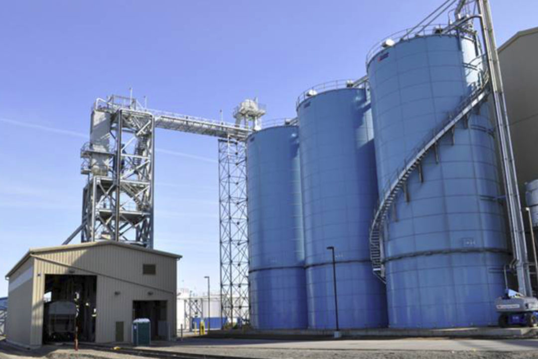 Viterra load out