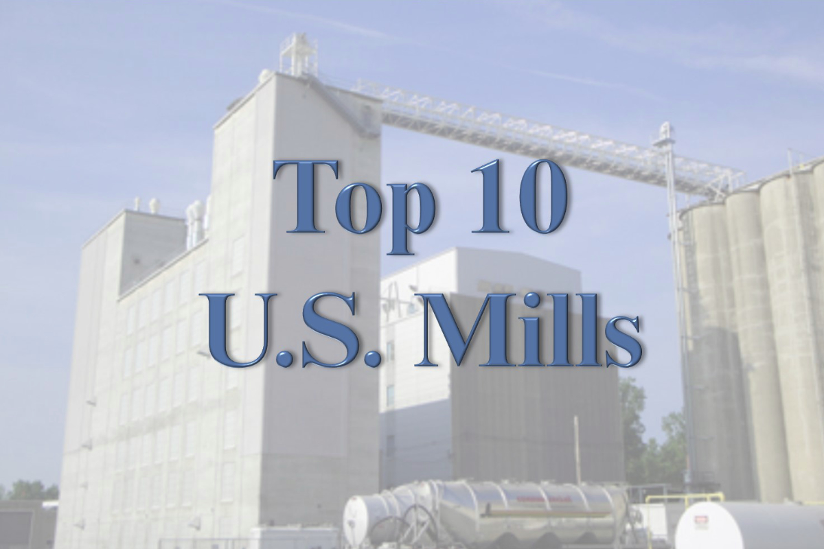 Slideshow: Top 10 Largest U.S. Mills, by capacity | 2018 ...