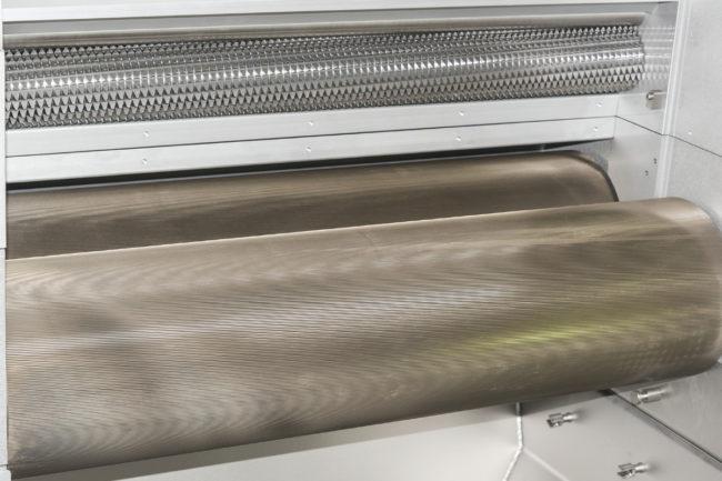 titanium rolls