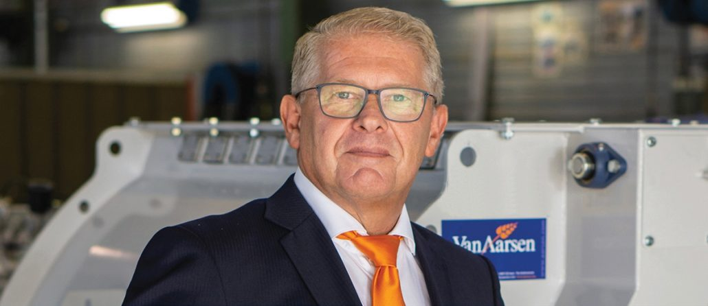 Erik de Graaff sales director