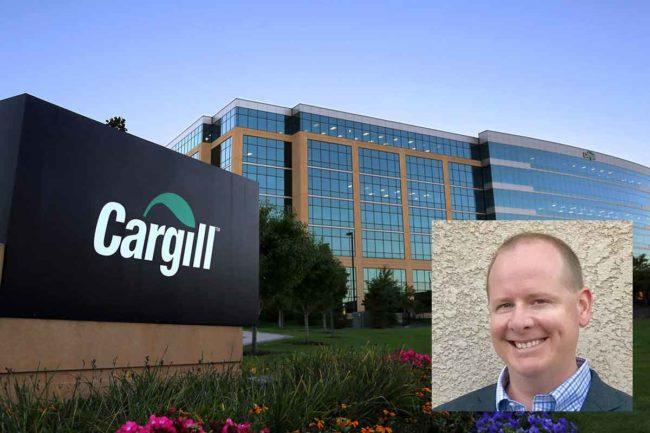 Jon Nash leader of Cargill North America Protein