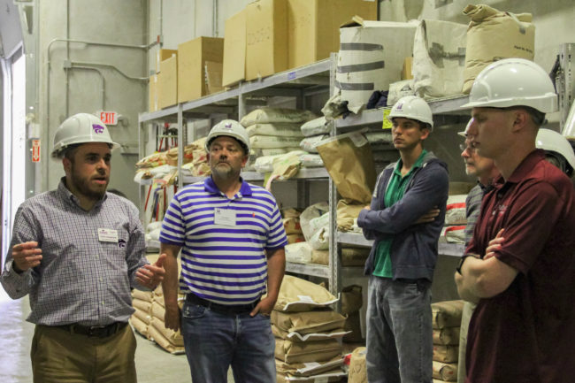 GEAPS KSU grain quality course