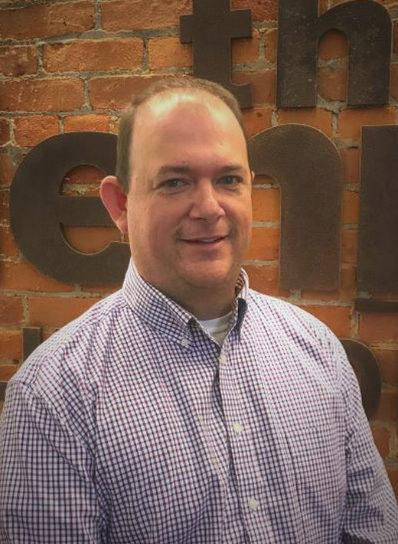 Michael MaGinn director of grain ops Mennel Milling