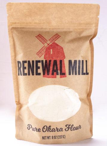 Okara flour