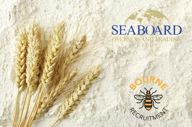 logos on flour