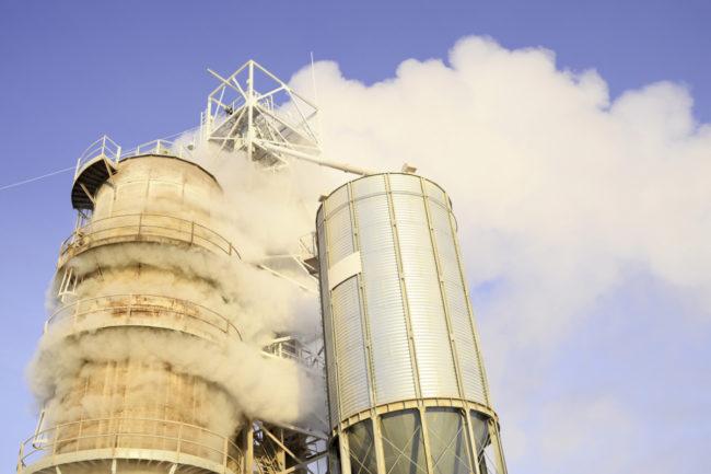 grain dust explosion