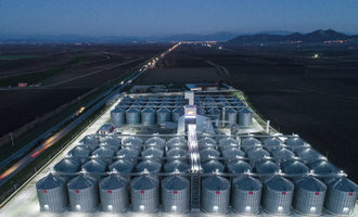 Altinbilek  licensed grain storage facility in turkey photo cred altinbilek e