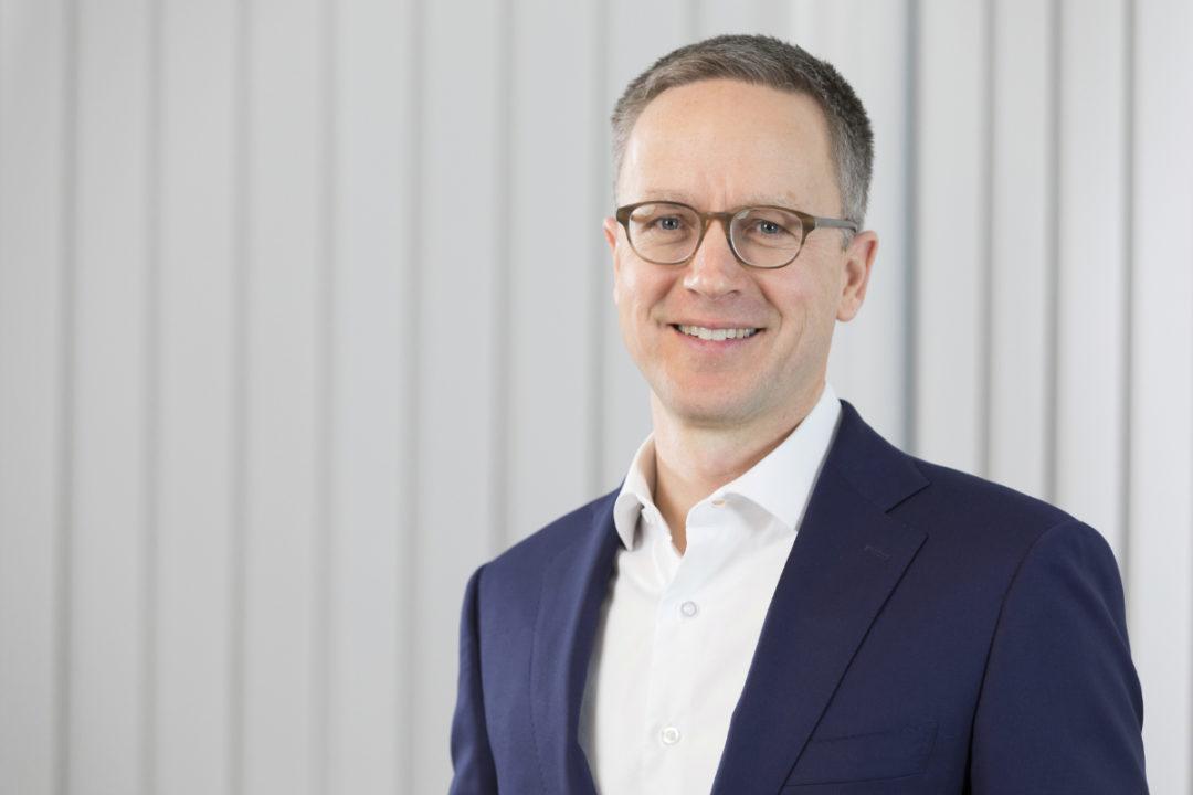 Mark Macus CFO of Buhler