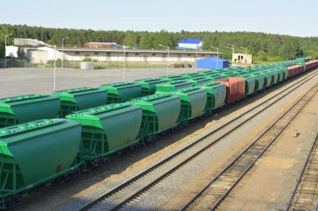grain transportation