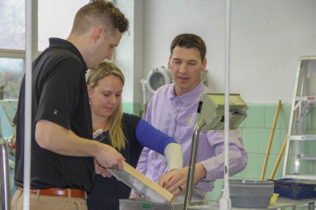 Cargill KSU flour milling course