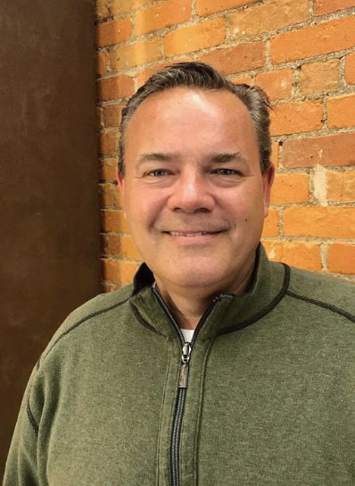 Martin Olesen director of popcorn sales