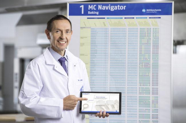 Muhlenchemie digital navigator