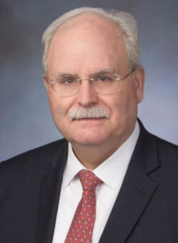 USGC president and CEO Tom Sleight