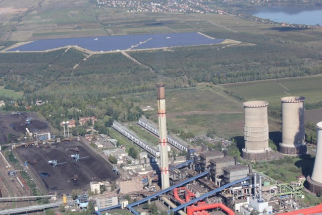 wheat starch plant in Hungary