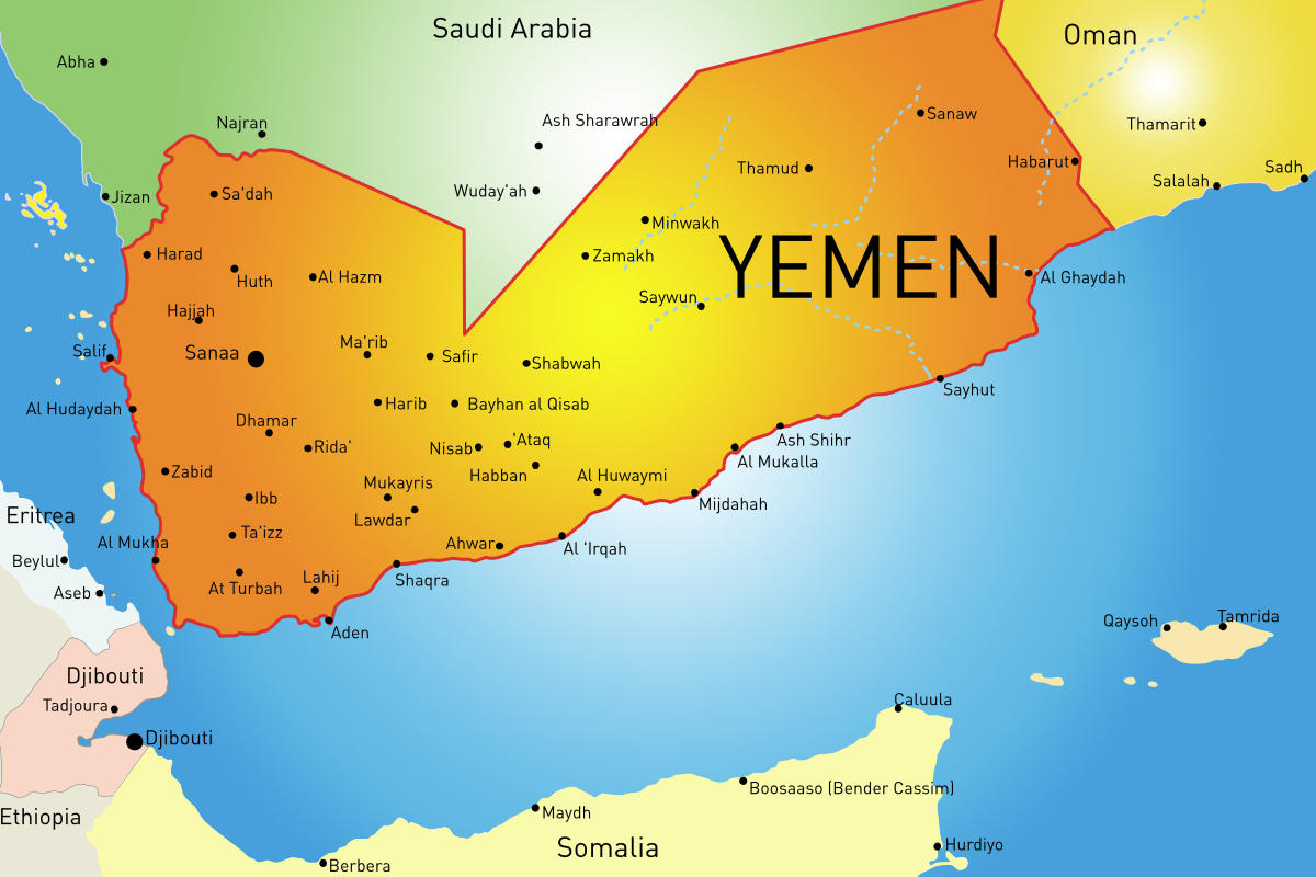 Grain Stored In War Torn Yemen Could Be Rotting 2019 02 08 World