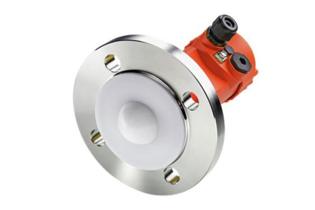 BinMaster non contact radar level sensor