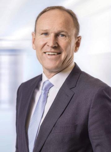 Stefan Scheiber Buhler CEO