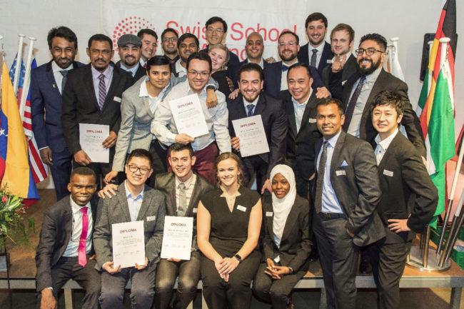 Swiss School of Milling 2019 grads