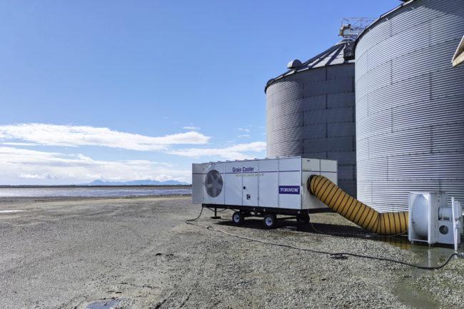 TORNUM grain cooler