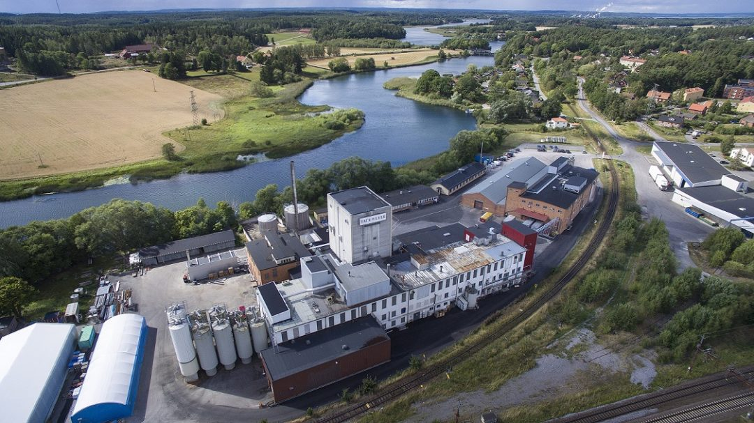 Tate and Lyle oat facility