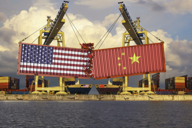 US China trade issues