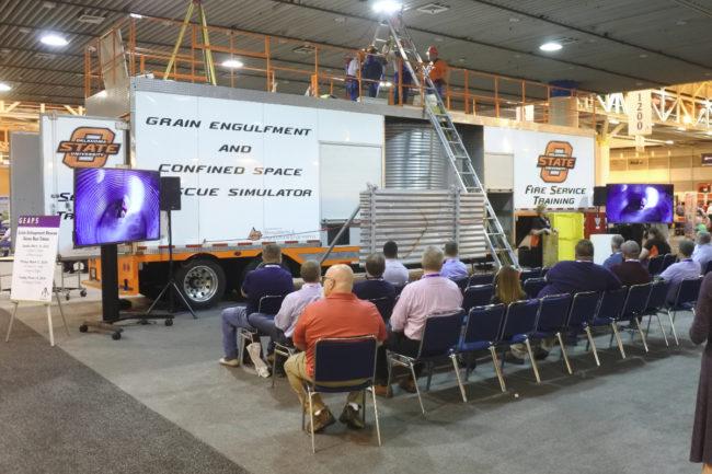 grain bin safety training